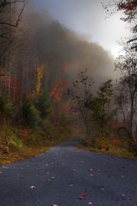 Smoky Mountain Driveway