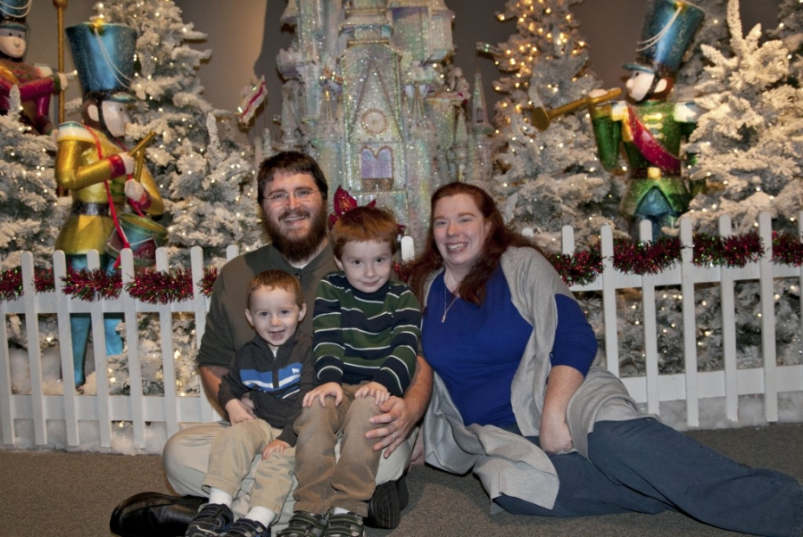 Henry Family Christmas