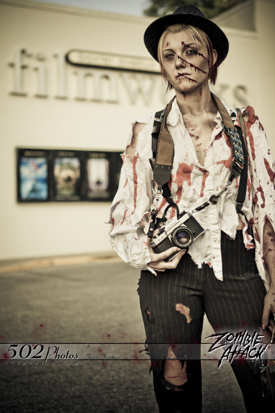 Zombie Photographer
